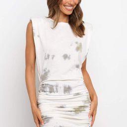 Quillen Dress - White | Petal & Pup (US)