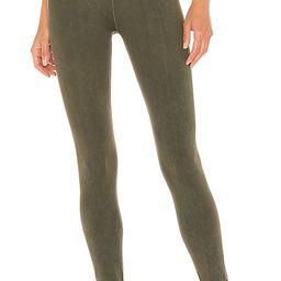 X FP Movement Good Karma Legging in Secret Moss | Revolve Clothing (Global)
