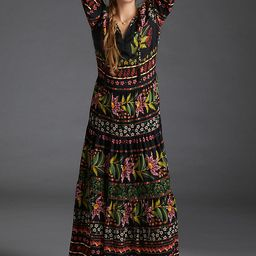 Farm Rio Glynn Maxi Dress By Farm Rio in Assorted Size M | Anthropologie (US)