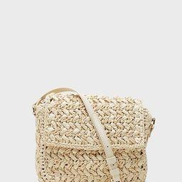 Straw Crossbody Bag   Banana Republic (US)