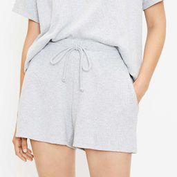 Lou & Grey Wafflestitch Shorts | LOFT