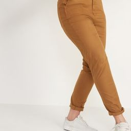 High-Waisted O.G. Straight Chino Pants for Women | Old Navy (US)