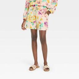 Women's Lounge Shorts - Who What Wear™   Target
