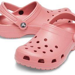 Classic Crocs Pink Clogs, Size: W11/M9   Crocs (US)