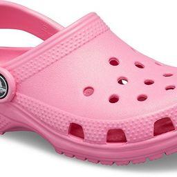 Crocs Pink Lemonade Kids' Classic Clog   Crocs (US)