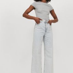 Loose Wide High Jeans | H&M (US)