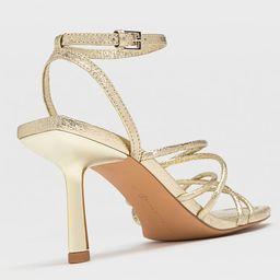 High heel strappy sandals | Stradivarius (UK)