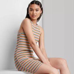 Women's Sleeveless Bodycon Dress - Wild Fable™   Target