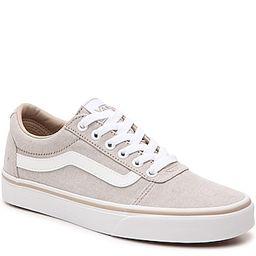 Vans Ward Lo Sneaker - Women's | DSW