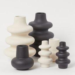 Large Ceramic Vase | H&M (US)