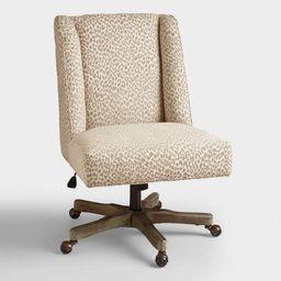 Ava Upholstered Office Chair | World Market