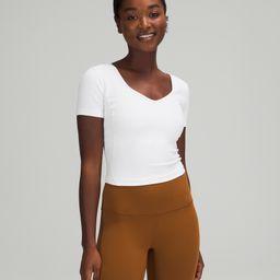 lululemon Align™ T-shirt   Lululemon (US)