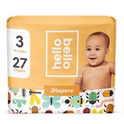 Hello Bello Diapers - Snugglebugs - Size 3 (27ct)   Walmart (US)