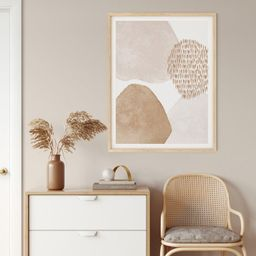 Abstract Print Pastel  Printable Wall Art  Neutral Abstract | Etsy | Etsy (US)