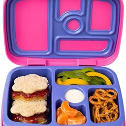 Bentgo Kids Brights – Leak-Proof, 5-Compartment Bento-Style Kids Lunch Box – Ideal Portion Si...   Amazon (US)