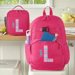 Personalized Pretty Pattern Pink Backpack - Available in 3 Patterns   Walmart (US)