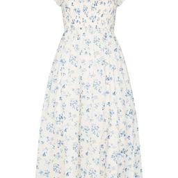Noreen midi dress | Farfetch (UK)
