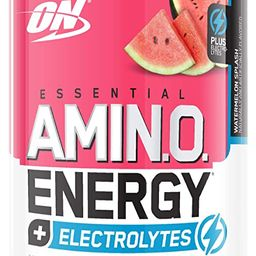 Optimum Nutrition Amino Energy + Electrolytes - Pre Workout, BCAAs, Amino Acids, Keto Friendly, E...   Amazon (US)