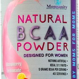 BCAA Powder Preworkout for Women - BCAA Amino Sweetened Naturally with Stevia, Erythritol, & Monk...   Amazon (US)