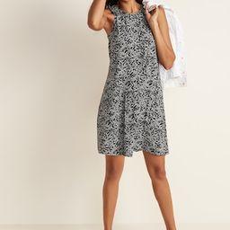 Sleeveless Jersey Swing Dress for Women   Old Navy (US)