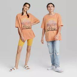 Short Sleeve Oversized T-Shirt - Wild Fable™   Target