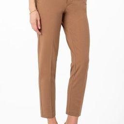 KELSEY KNIT TROUSER SUPER STRETCH PONTE | Liverpool Jeans