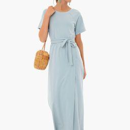 Slate Blue Sawyer Dress | Tuckernuck (US)