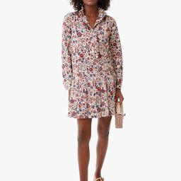 Indigo Chintz Tate Dress | Tuckernuck (US)