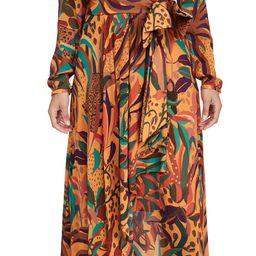 FARM Rio Golden Jungle Maxi Dress | Shopbop