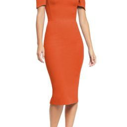 Bailey Off the Shoulder Body-Con Dress   Nordstrom