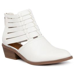 Sugar Women's Embiee Cut Out Booties & Reviews - Boots - Shoes - Macy's | Macys (US)