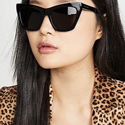 Kate Cat Eye Sunglasses   Shopbop