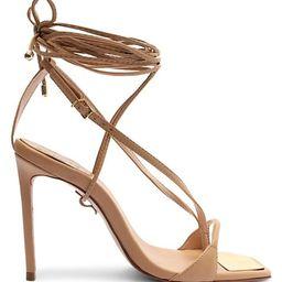 Vikki Lace-Up High-Heel Sandals | Saks Fifth Avenue