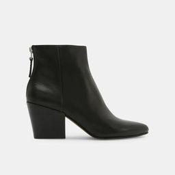 COLTYN BOOTIES IN BLACK | DolceVita.com
