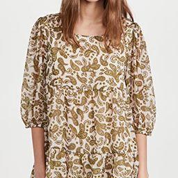 Scroll Up Dress | Shopbop