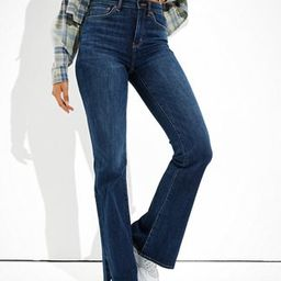 AE Ne(x)t Level Super High-Waisted Flare Jean   American Eagle Outfitters (US & CA)