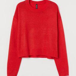 Knit Sweater   H&M (US)