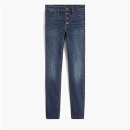 """9"""" high-rise skinny jean in signature stretch   J.Crew Factory"""