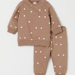 2-piece Sweatshirt Set | H&M (US)
