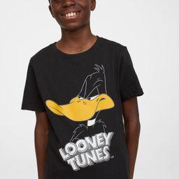 Printed T-shirt   H&M (US)