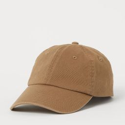 Cotton Cap | H&M (US)