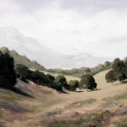Oak Ranch   Collection Prints