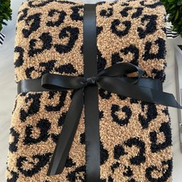 The Styled Collection Buttery Leopard Blanket Pre- Order 8/31 | The Styled Collection