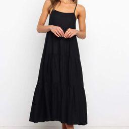 Maeve Dress - Black   Petal & Pup (US)