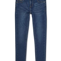 Wonder Nation Girls Kid Tough Super Skinny Jeans, Sizes 4-18 & Plus   Walmart (US)