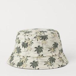 Reversible Bucket Hat | H&M (US)