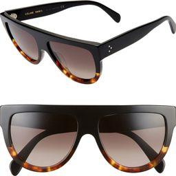 58mm Universal Fit Flat Top Sunglasses   Nordstrom   Nordstrom