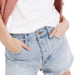 Relaxed Denim Shorts | Nordstrom | Nordstrom