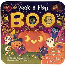 Boo: Peek-a-Flap Board Book | Amazon (US)