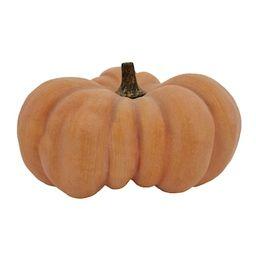 "13"" Taupe Orange Pumpkin by Ashland® | Michaels Stores"